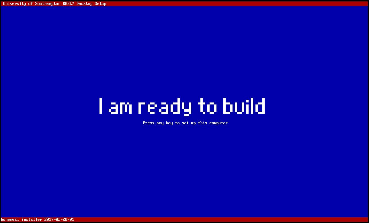 Installation — Linux Desktops RHEL7 documentation